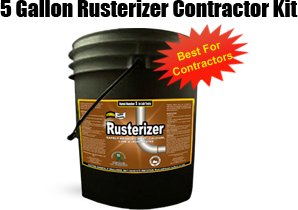 1 Gallon Rusterizer Kit